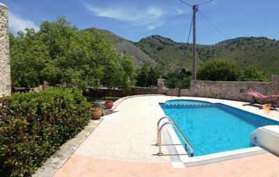 Holiday house Villa Archodiko (Herrenhaus) 220 qm für 6 bis 10 Personen (271499), Impros, Crete South Coast, Crete, Greece, picture 21