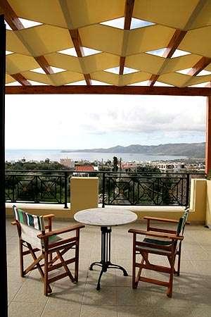 Ferienwohnung Maisonette (60 qm) für 2 bis 5 Personen mit Meerblick (271514), Karistos, , Euböa, Griechenland, Bild 9