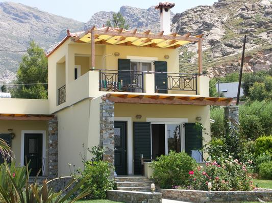 Ferienwohnung Maisonette (60 qm) für 2 bis 5 Personen mit Meerblick (271514), Karistos, , Euböa, Griechenland, Bild 1