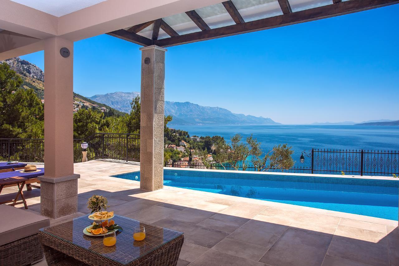 5-Sterne-Villa Porto Mimice mit 40 m 2 privatem be Villa in Kroatien