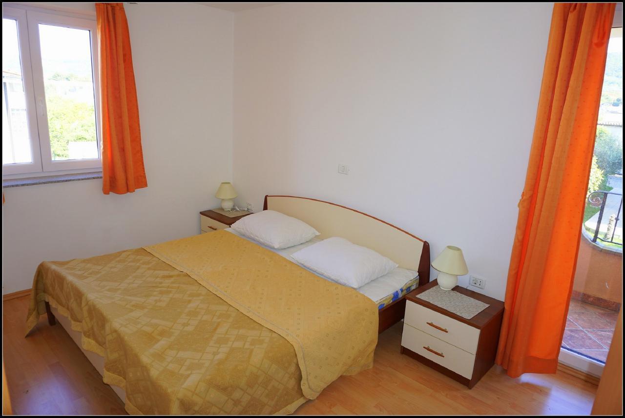 Gartenblick Apartment mit zwei Schlafzimmern OJ2