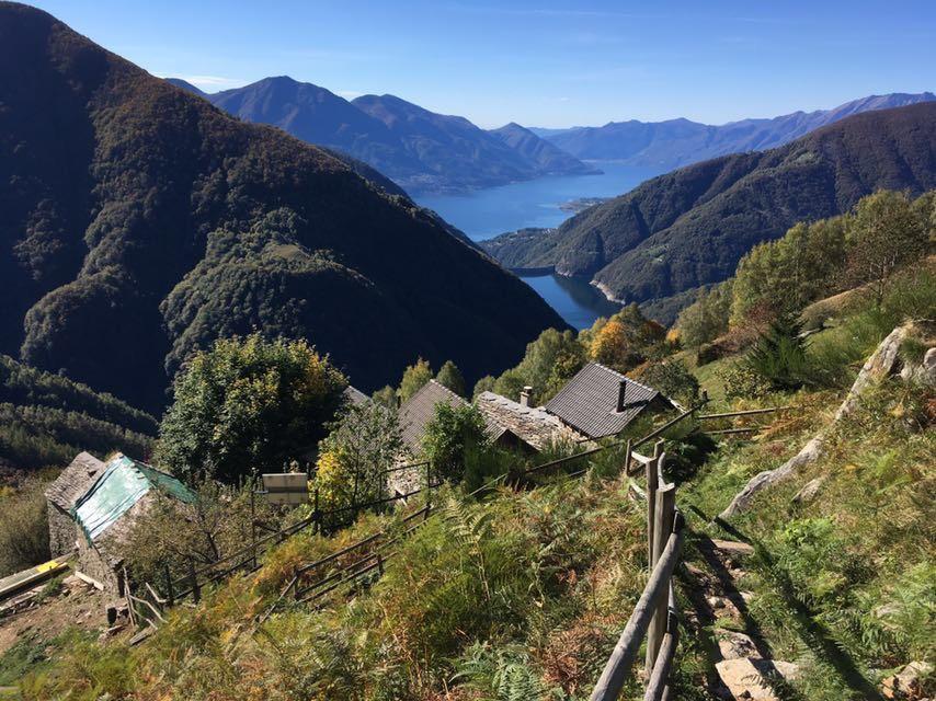 Holiday house Rustico Casa Sol (2789304), Vogorno, Verzasca Valley, Ticino, Switzerland, picture 1