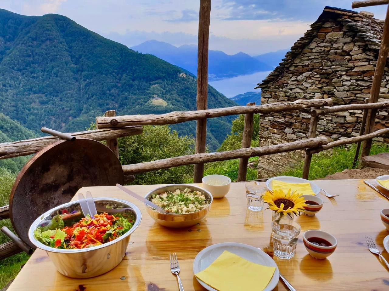 Holiday house Rustico Casa Sol (2789304), Vogorno, Verzasca Valley, Ticino, Switzerland, picture 2