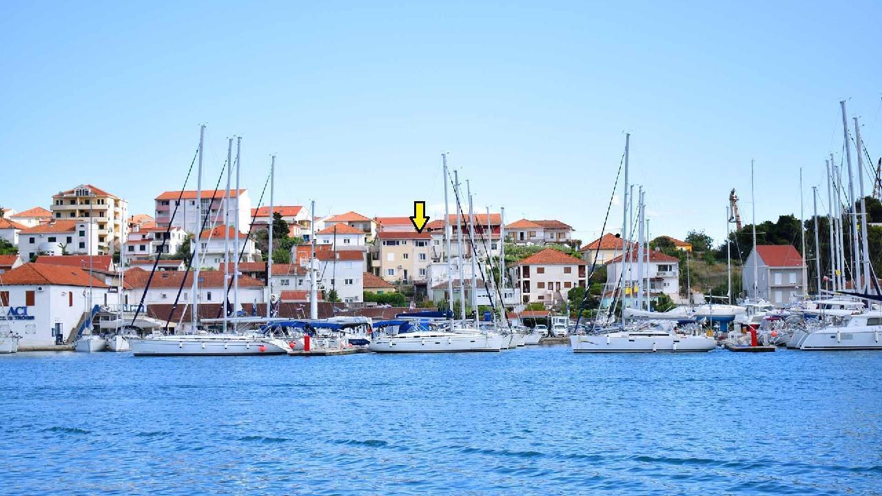 Ferienwohnung Stylisches Apartment Kamerlengo Nähe Trogir Zentrum - EOS-CROATIA (2789976), Trogir, , Dalmatien, Kroatien, Bild 17