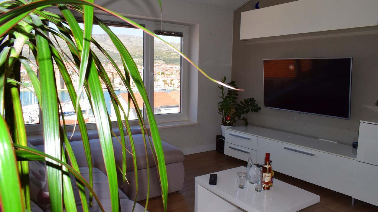 Ferienwohnung Stylisches Apartment Kamerlengo Nähe Trogir Zentrum - EOS-CROATIA (2789976), Trogir, , Dalmatien, Kroatien, Bild 7
