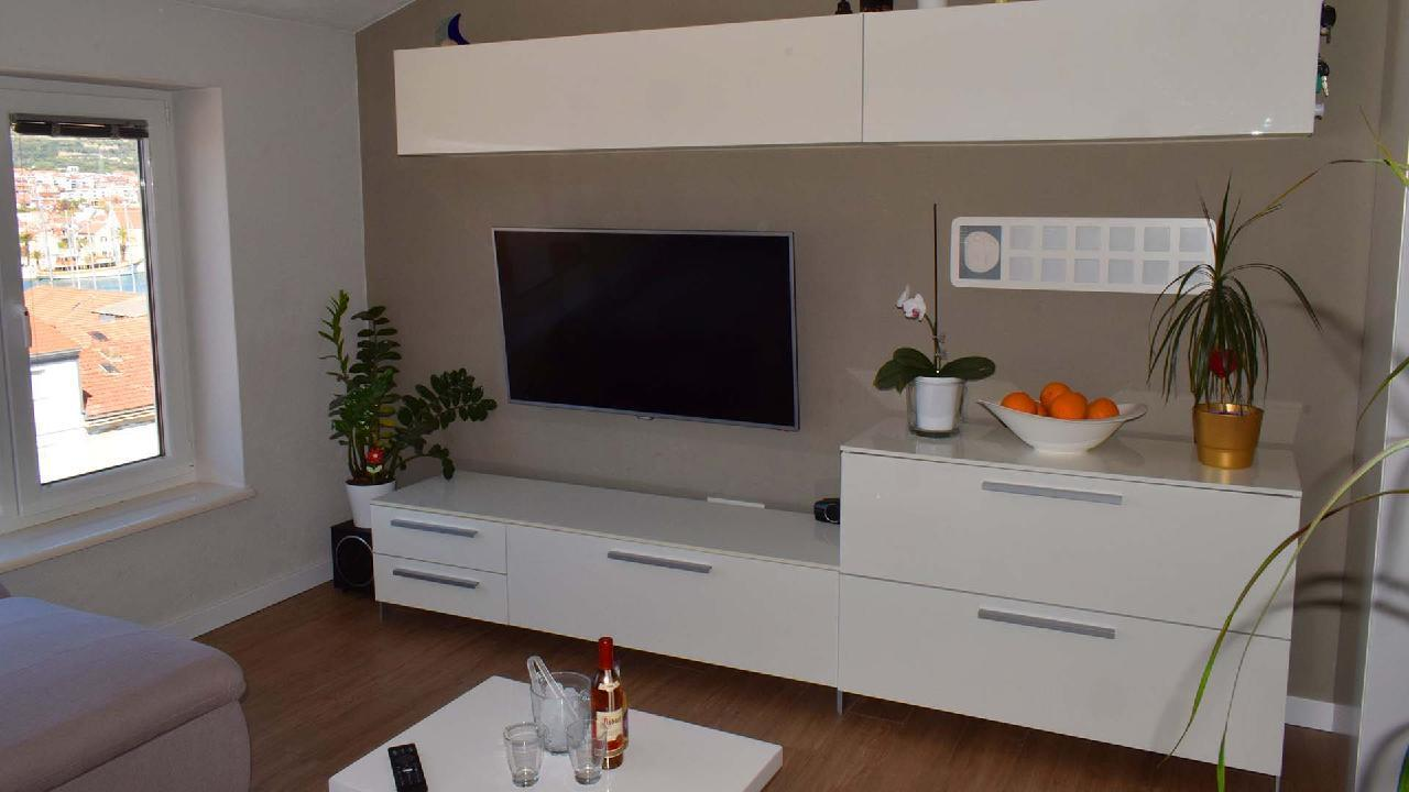 Ferienwohnung Stylisches Apartment Kamerlengo Nähe Trogir Zentrum - EOS-CROATIA (2789976), Trogir, , Dalmatien, Kroatien, Bild 8