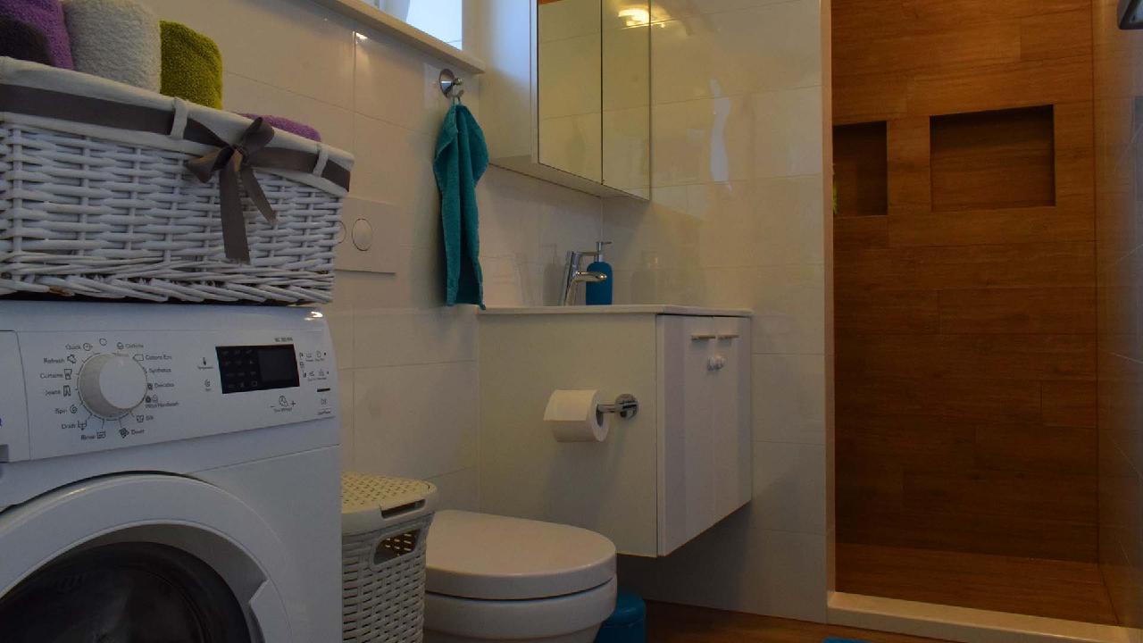 Ferienwohnung Stylisches Apartment Kamerlengo Nähe Trogir Zentrum - EOS-CROATIA (2789976), Trogir, , Dalmatien, Kroatien, Bild 16