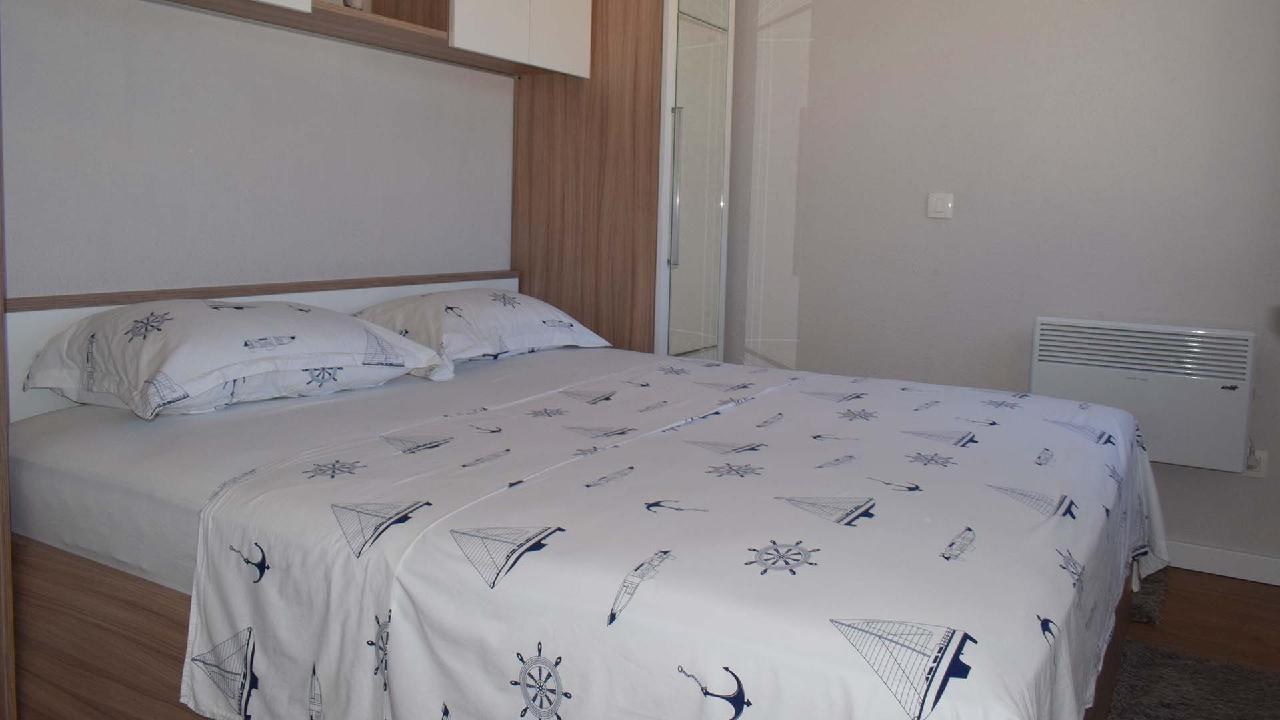 Ferienwohnung Stylisches Apartment Kamerlengo Nähe Trogir Zentrum - EOS-CROATIA (2789976), Trogir, , Dalmatien, Kroatien, Bild 15