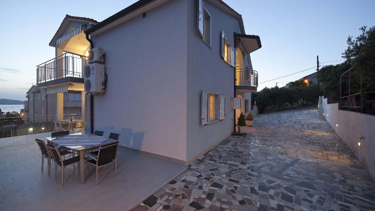 Ferienwohnung Modernes Holiday Apartment Delight I. - EOS-CROATIA (2790029), Okrug Gornji, Insel Ciovo, Dalmatien, Kroatien, Bild 12