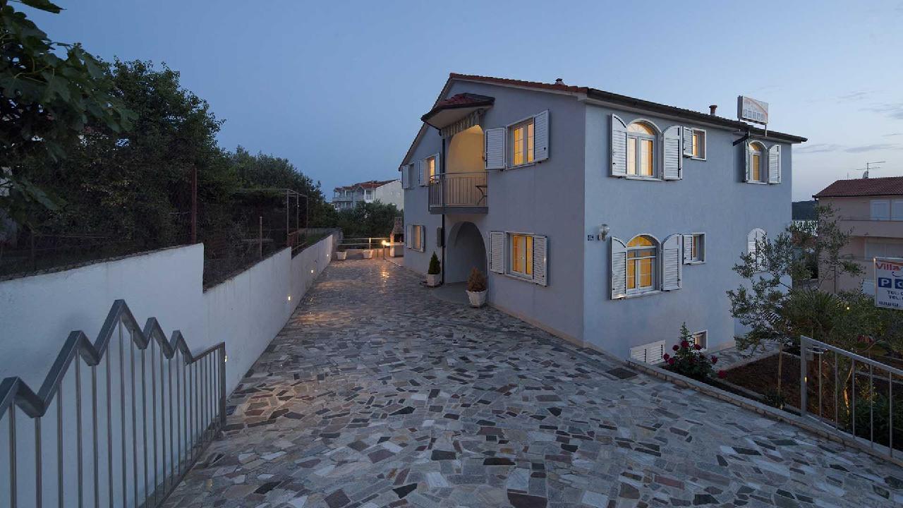 Ferienwohnung Modernes Holiday Apartment Delight I. - EOS-CROATIA (2790029), Okrug Gornji, Insel Ciovo, Dalmatien, Kroatien, Bild 14
