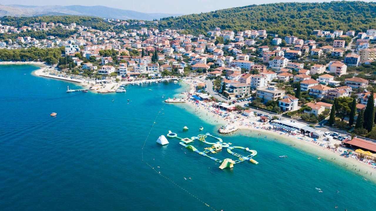 Ferienwohnung Modernes Holiday Apartment Delight I. - EOS-CROATIA (2790029), Okrug Gornji, Insel Ciovo, Dalmatien, Kroatien, Bild 15
