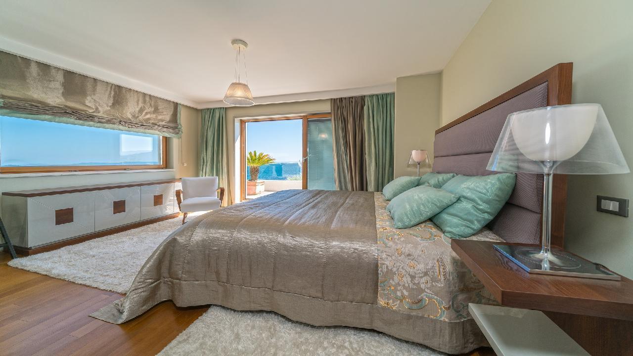 Ferienhaus Luxuriöse Strandvilla Marija in der Nähe von Trogir (2790031), Seget Vranjica, , Dalmatien, Kroatien, Bild 16