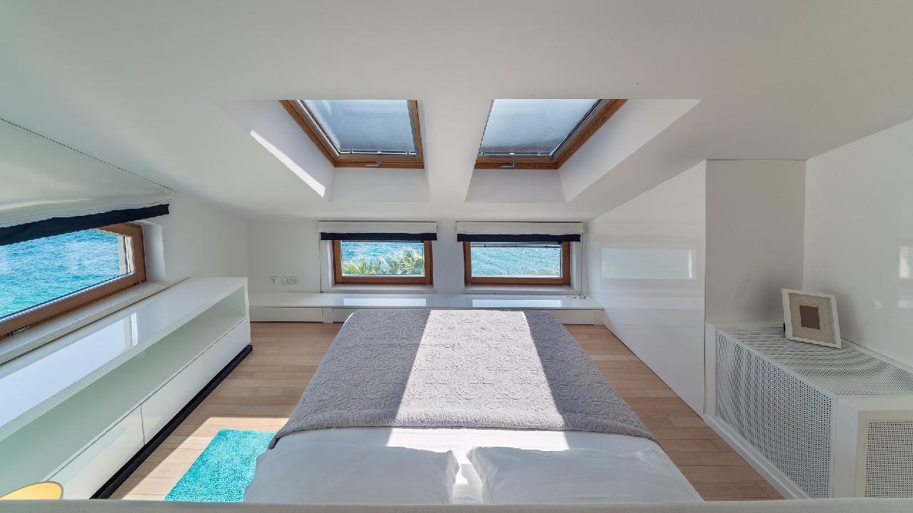 Ferienhaus Luxuriöse Strandvilla Marija in der Nähe von Trogir (2790031), Seget Vranjica, , Dalmatien, Kroatien, Bild 10