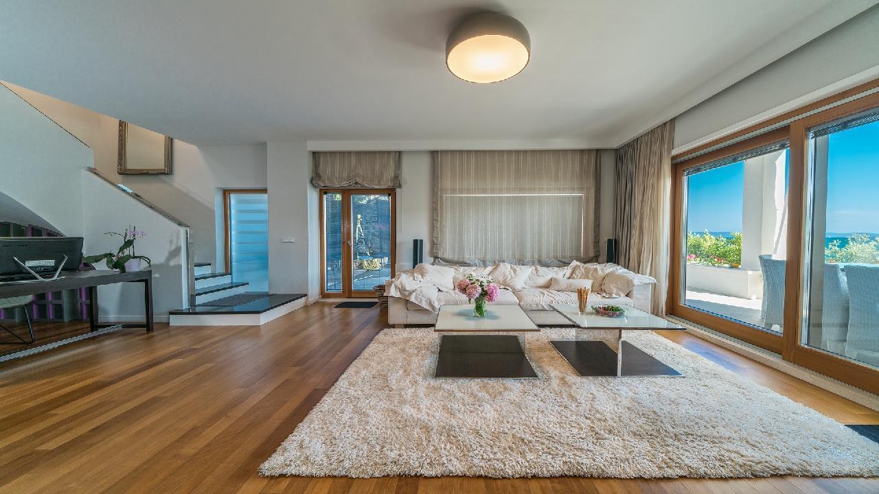 Ferienhaus Luxuriöse Strandvilla Marija in der Nähe von Trogir (2790031), Seget Vranjica, , Dalmatien, Kroatien, Bild 19