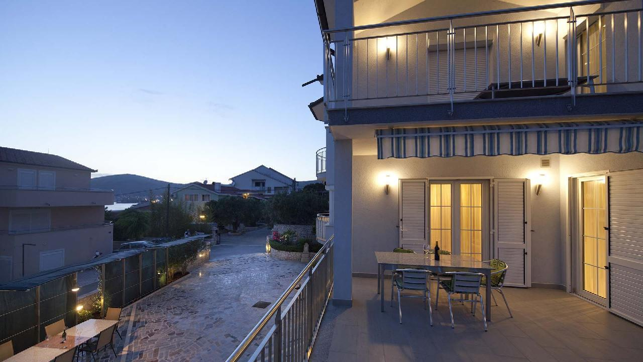 Ferienwohnung Charming Apartment Delight II. - EOS-CROATIA (2790032), Okrug Gornji, Insel Ciovo, Dalmatien, Kroatien, Bild 17