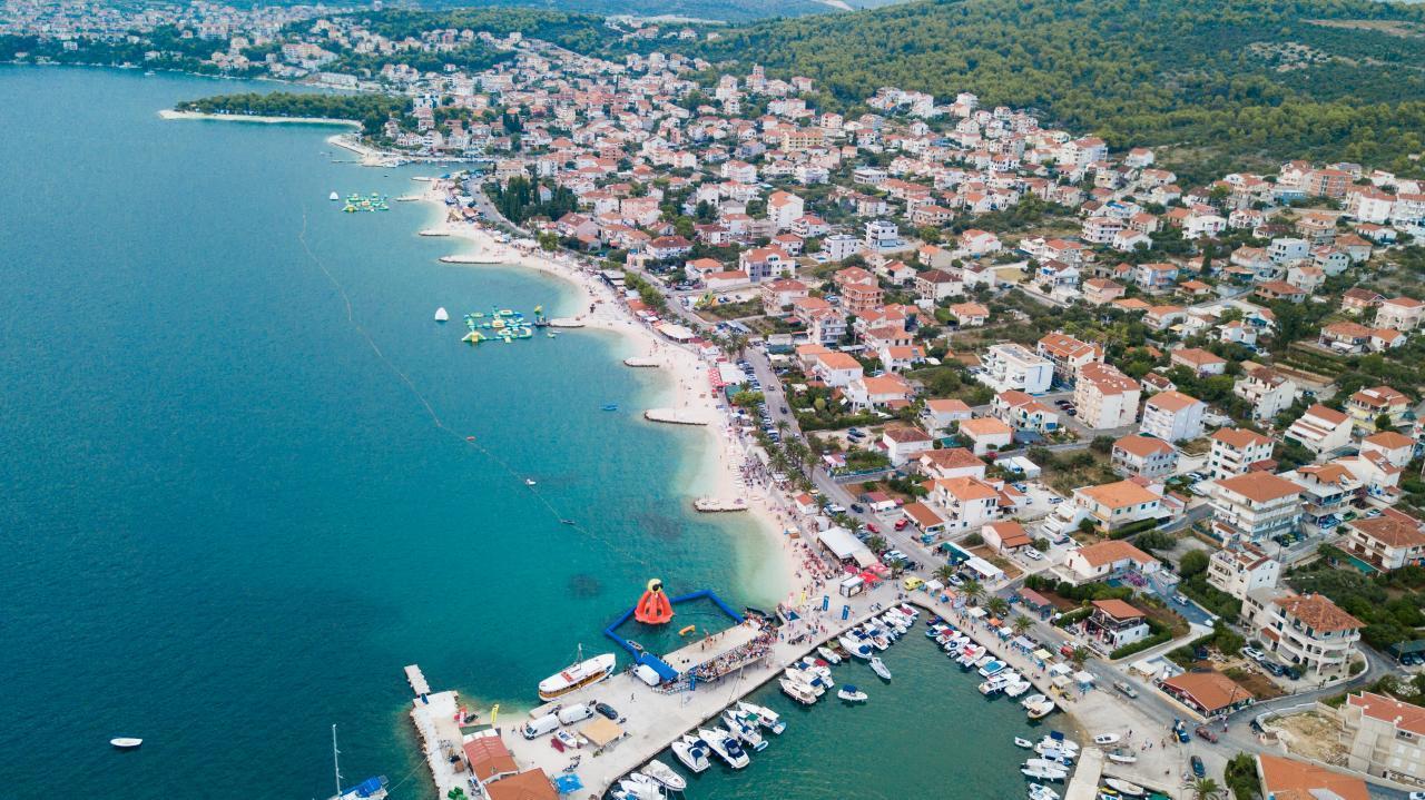 Ferienwohnung Charming Apartment Delight II. - EOS-CROATIA (2790032), Okrug Gornji, Insel Ciovo, Dalmatien, Kroatien, Bild 18