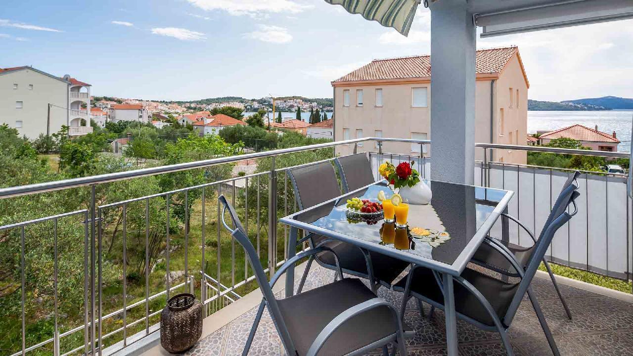 Ferienwohnung Charming Apartment Delight II. - EOS-CROATIA (2790032), Okrug Gornji, Insel Ciovo, Dalmatien, Kroatien, Bild 10