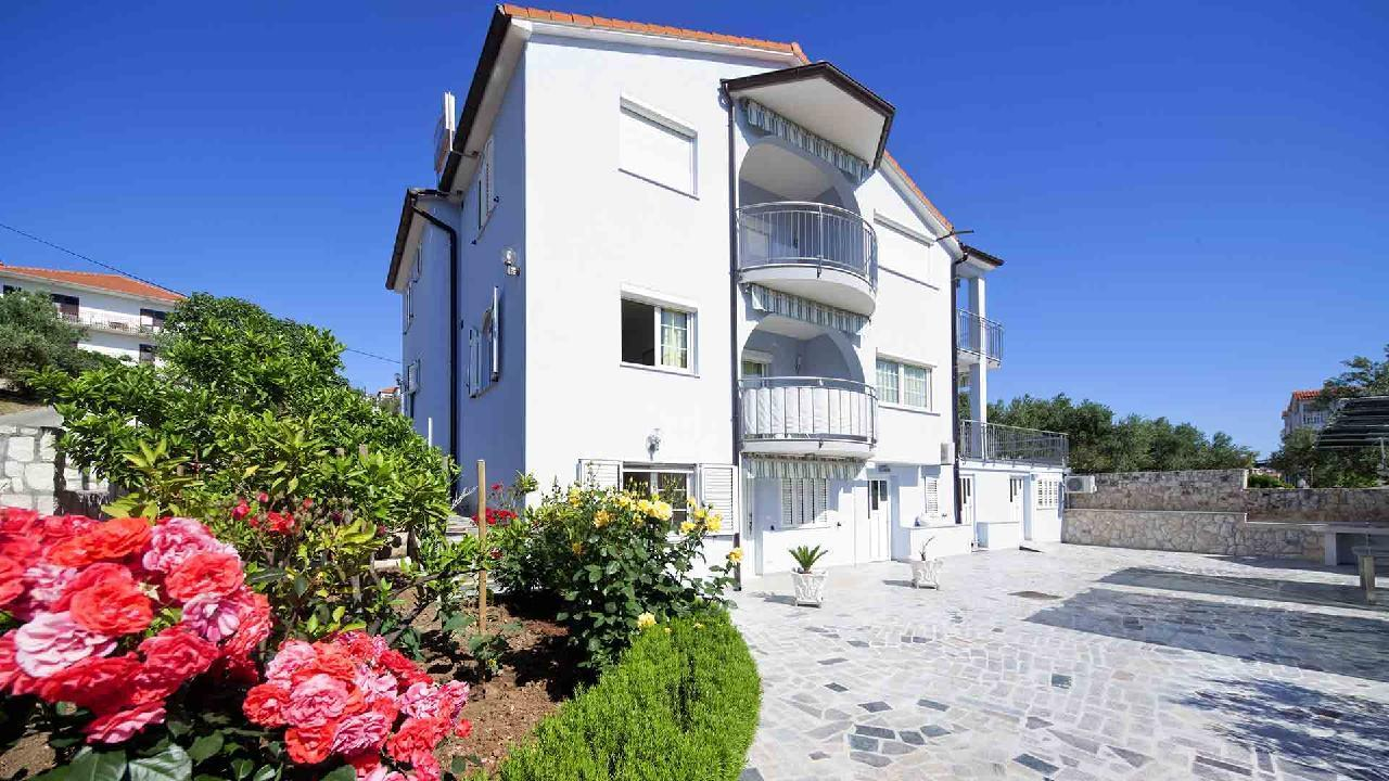 Ferienwohnung Charming Apartment Delight II. - EOS-CROATIA (2790032), Okrug Gornji, Insel Ciovo, Dalmatien, Kroatien, Bild 14