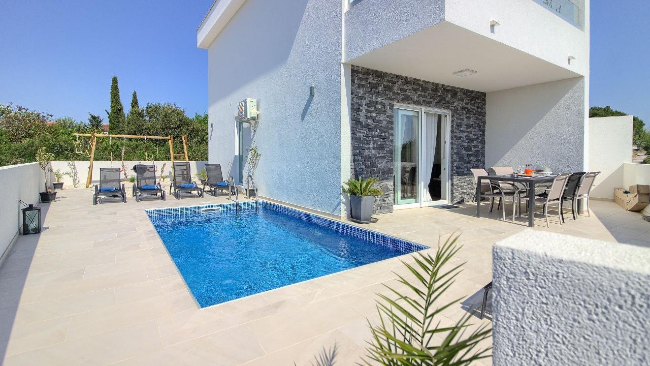 Villa Memory mit privatem Pool in Strandnähe  Villa in Kroatien