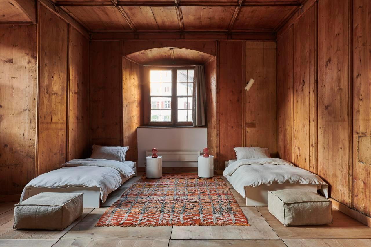 Appartement de vacances Plantahaus - Stiftung Ferien im Baudenkmal (2791804), Malans GR, Pays d'Heidi, Suisse Orientale, Suisse, image 5