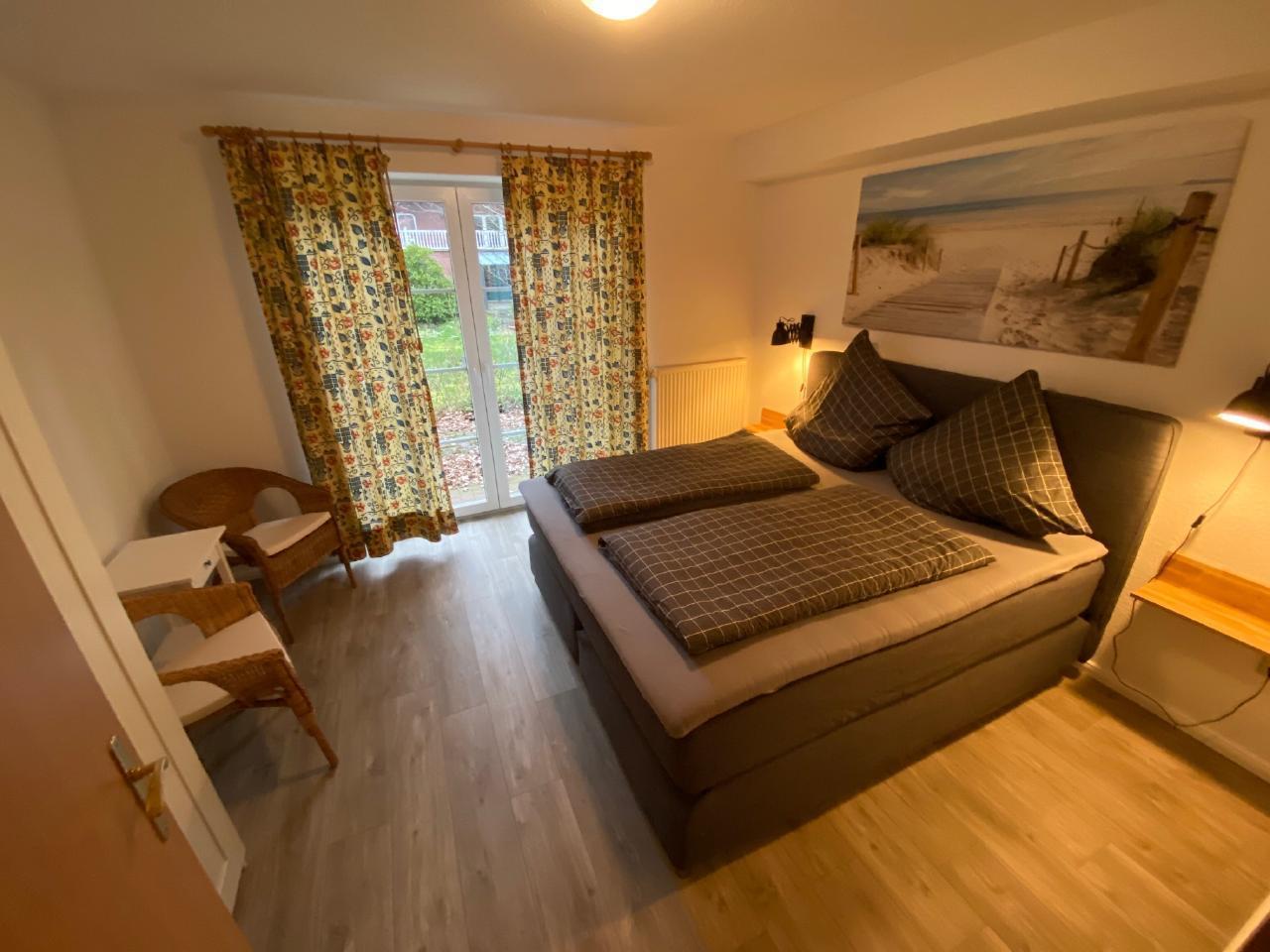 Apartment mit Terrasse und eigener Sauna Ferienwohnung in Deutschland