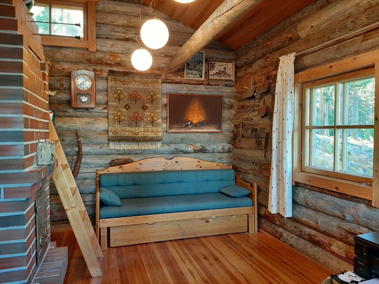 Ferienhaus Sommerhaus von Finnischem Archipel in Naantali an der Ostsee im Süd Finnland (2809024), Livonsaari, , Westfinnland, Finnland, Bild 12