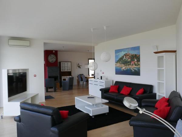 Maison de vacances Villa Paradise mit Pool und teilweise Meerblick (2819866), Vrbnik, Île de Krk, Kvarner, Croatie, image 26
