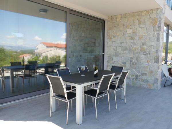Maison de vacances Villa Paradise mit Pool und teilweise Meerblick (2819866), Vrbnik, Île de Krk, Kvarner, Croatie, image 6