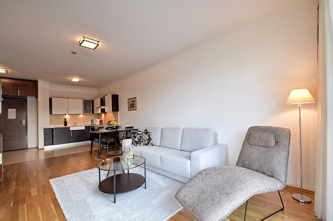 Private große Wohnung DIUNE D31A mit seitlic Ferienwohnung in Polen