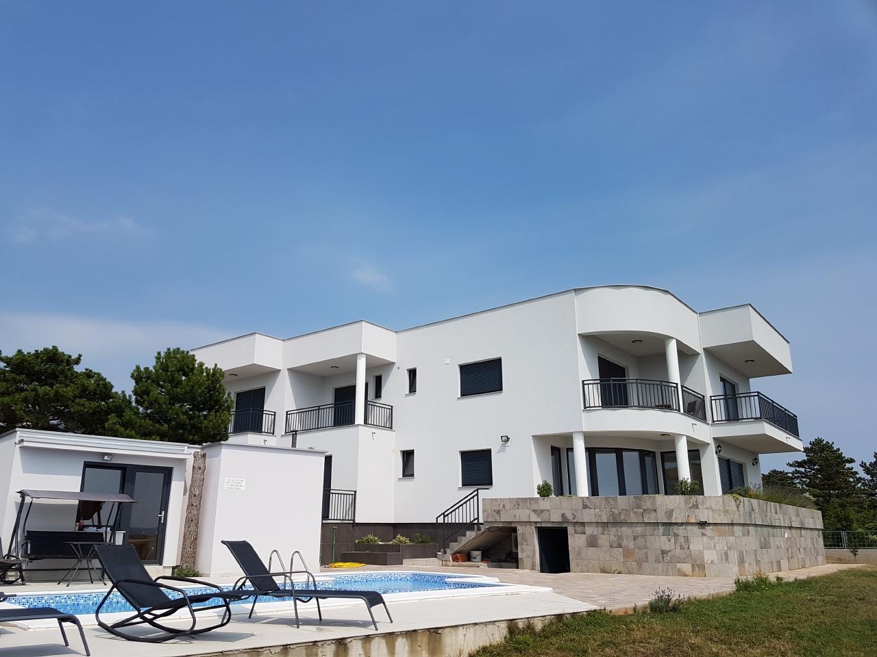 Villa del mar Villa in Kroatien