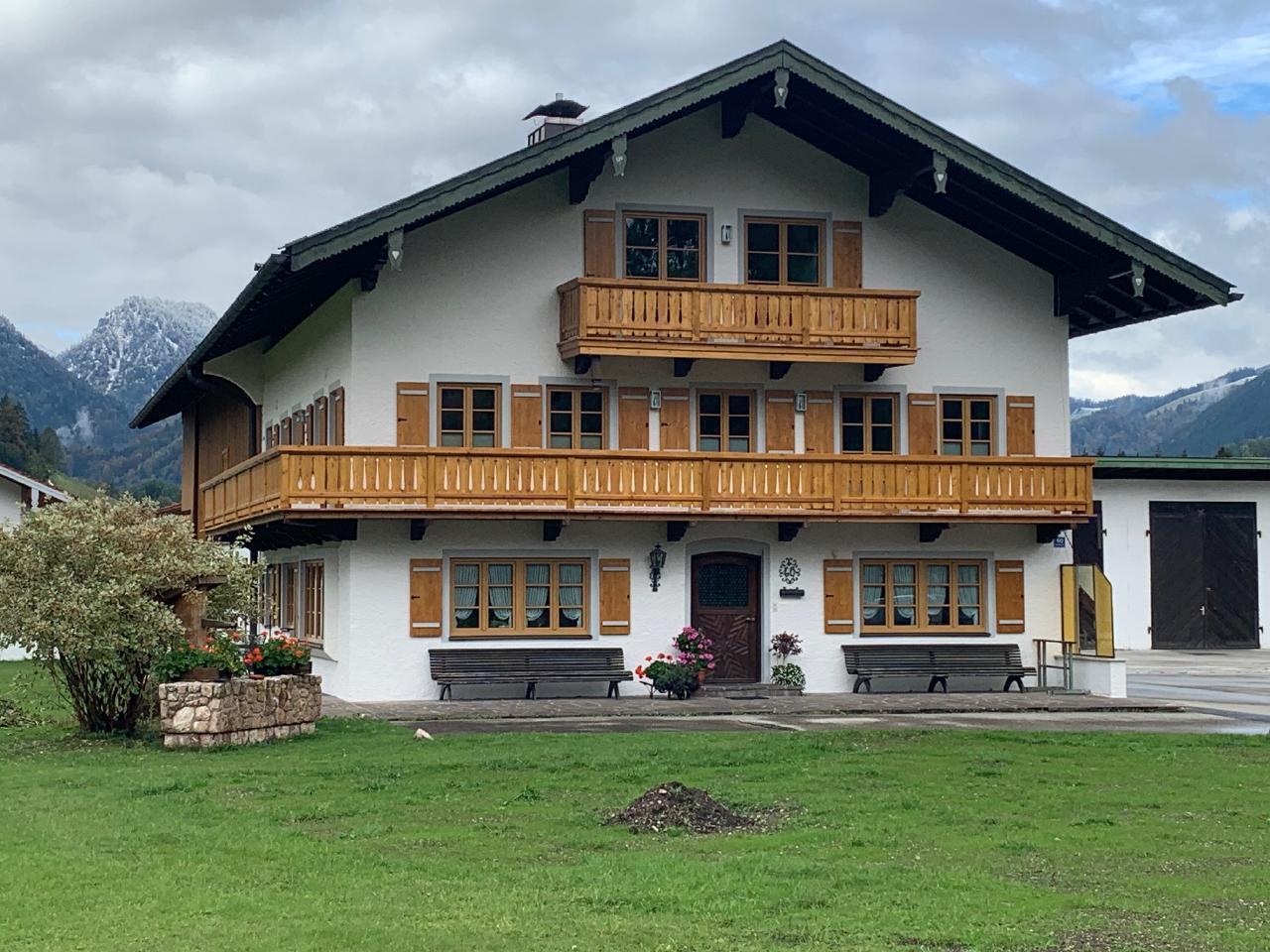 Gastager Hof Rauschberg Ferienwohnung in Deutschland