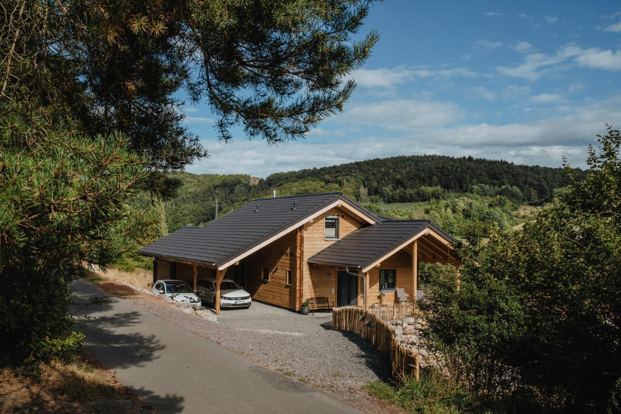 Edersee Chalet - Ihr 5-Sterne Wohlfühlhaus am Ferienhaus in Deutschland