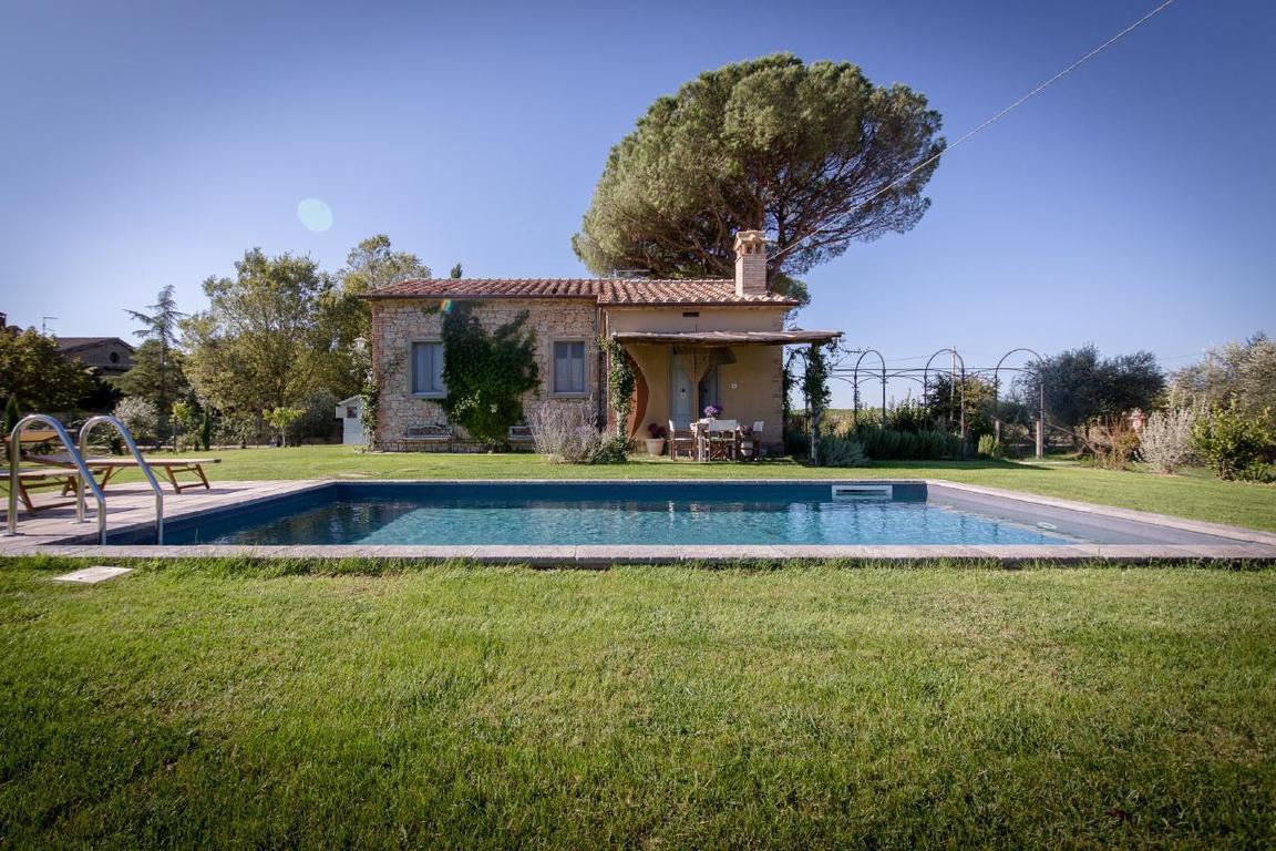 Villa Il Nido Ferienhaus in Italien