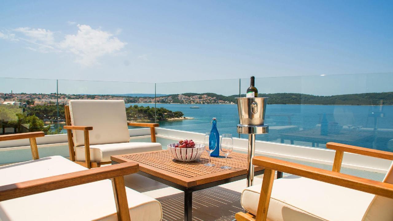 Luxuriöse Fünf-Zimmer-Ferienwohnung Whit Ferienwohnung in Kroatien