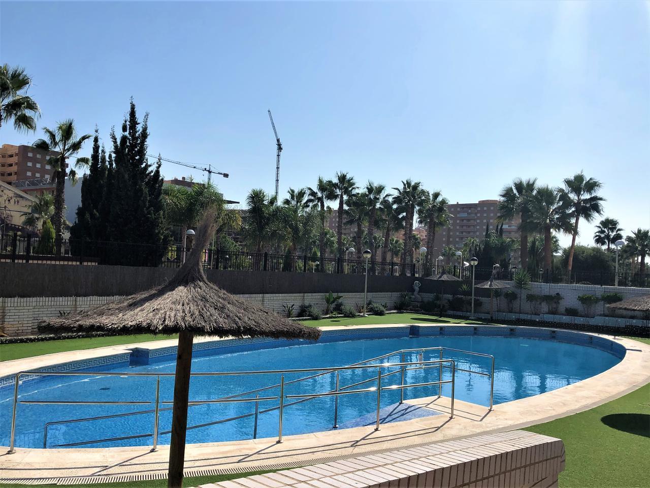 Apartmentvermietung TREBOL I - schön 110 m vo Ferienwohnung  Costa del Azahar