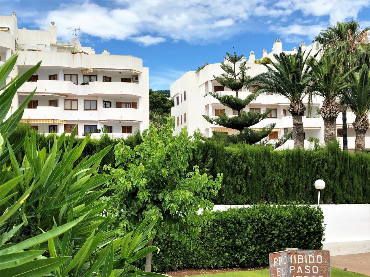 Ferienwohnung Los Arcos II 104 mit Gemeinschaftspo Ferienwohnung  Costa del Azahar