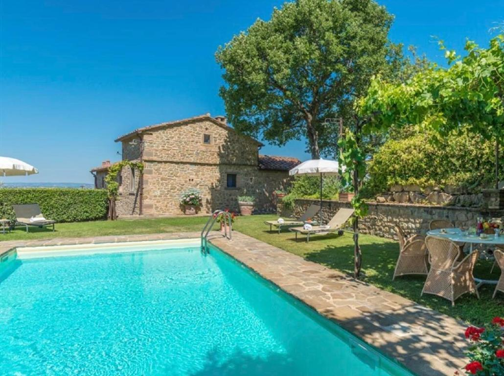 Casa Lamate Villa in Italien