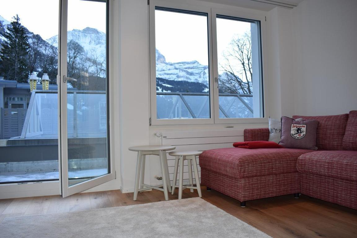 Apartment Jungfrauview feel the mountain spirit
