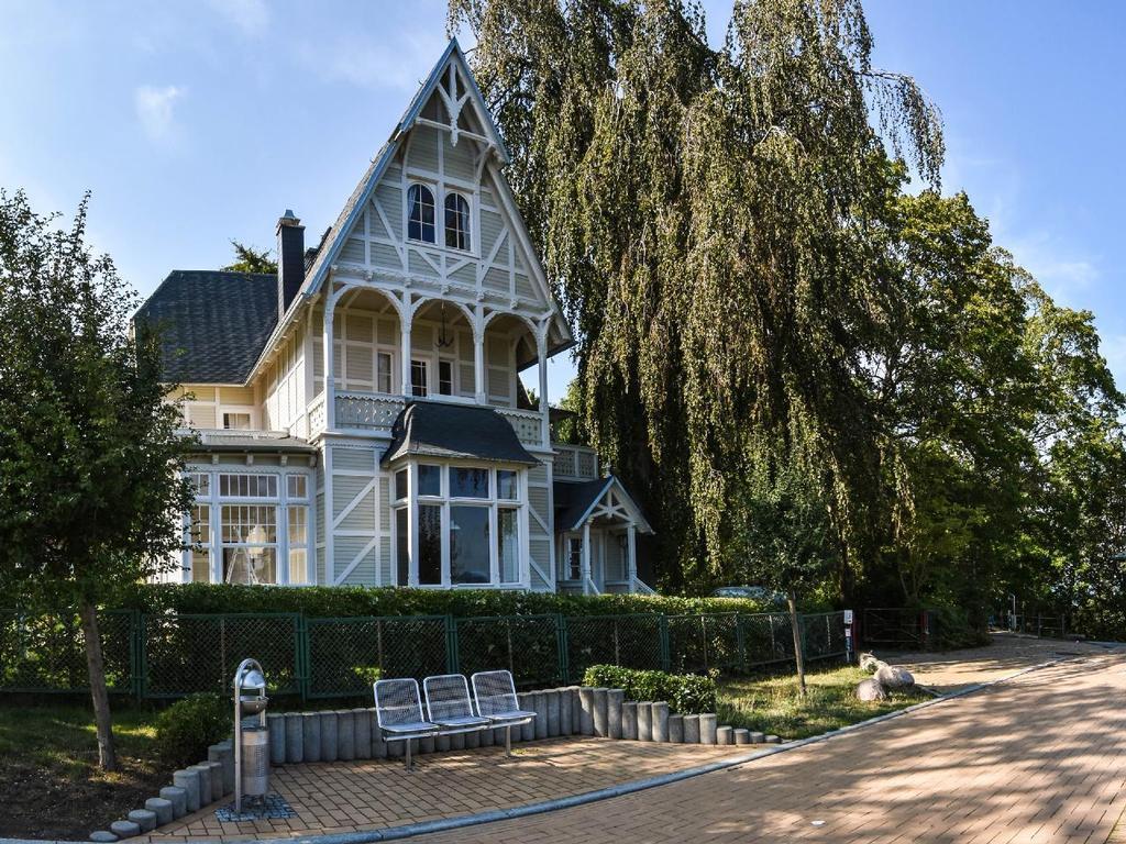 Villa Erika für 6 bis 10 Personen mit Ostseeb Villa in Deutschland