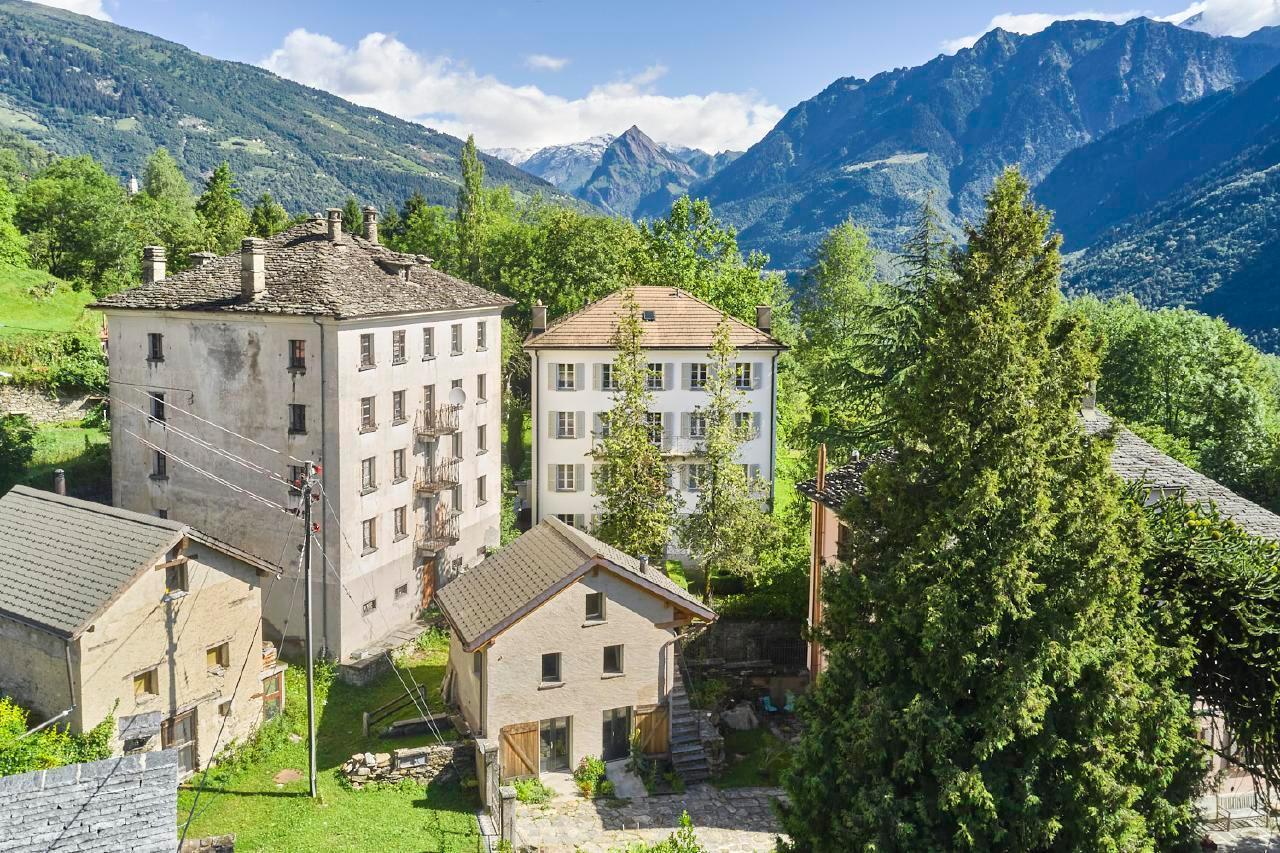 Casa Grande - Stiftung Ferien im Baudenkmal Ferienhaus in Luzern