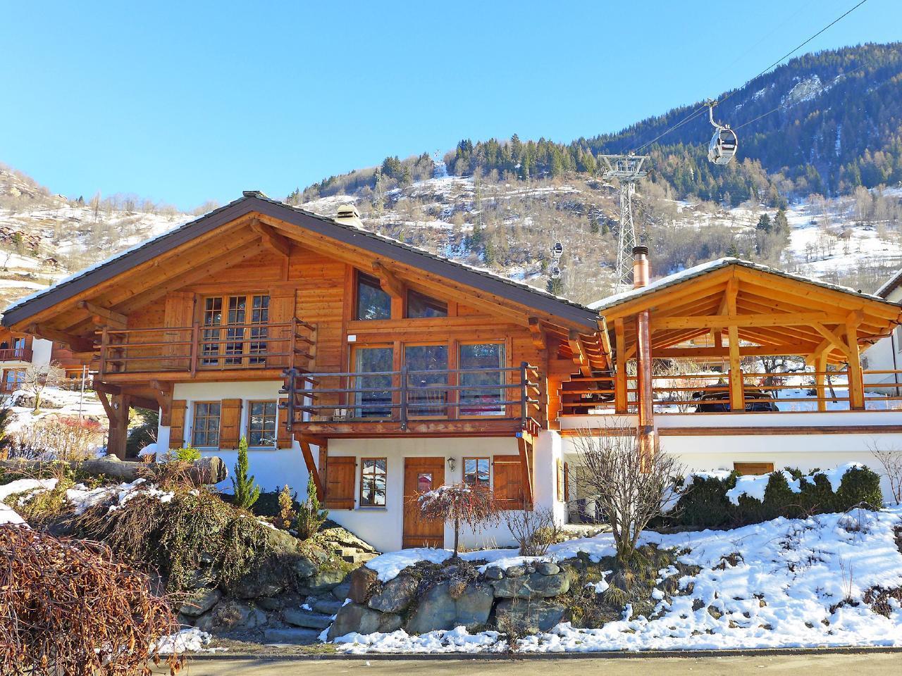 Ferienhaus Chalet Val de Verbier (303511), Le Châble VS, Val de Bagnes, Wallis, Schweiz, Bild 1
