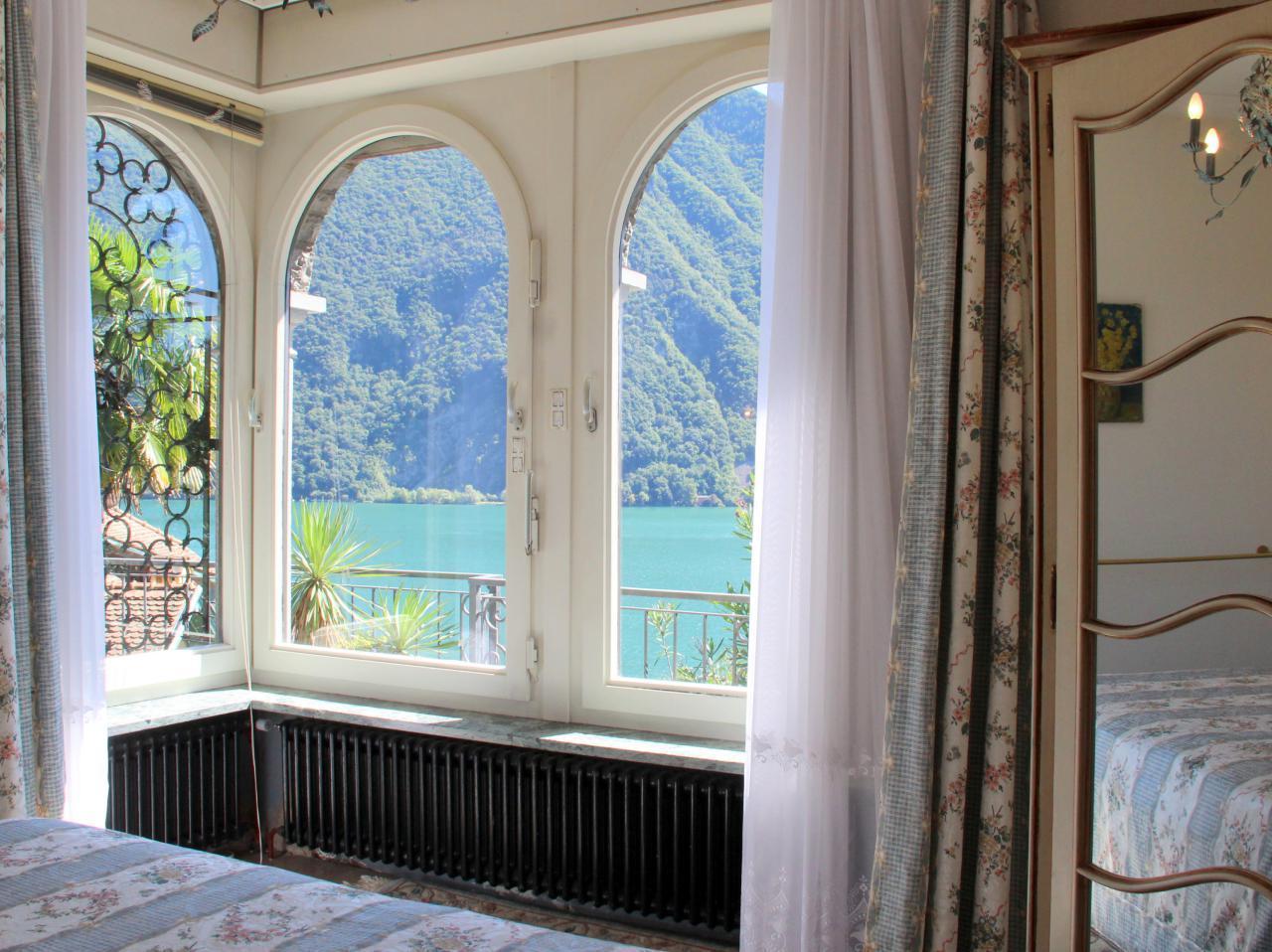 Ferienhaus Villa in Castagnola-Seenähe, Park, Klimaanlage, Schwimmbad (304907), Castagnola, Lago di Lugano (CH), Tessin, Schweiz, Bild 9
