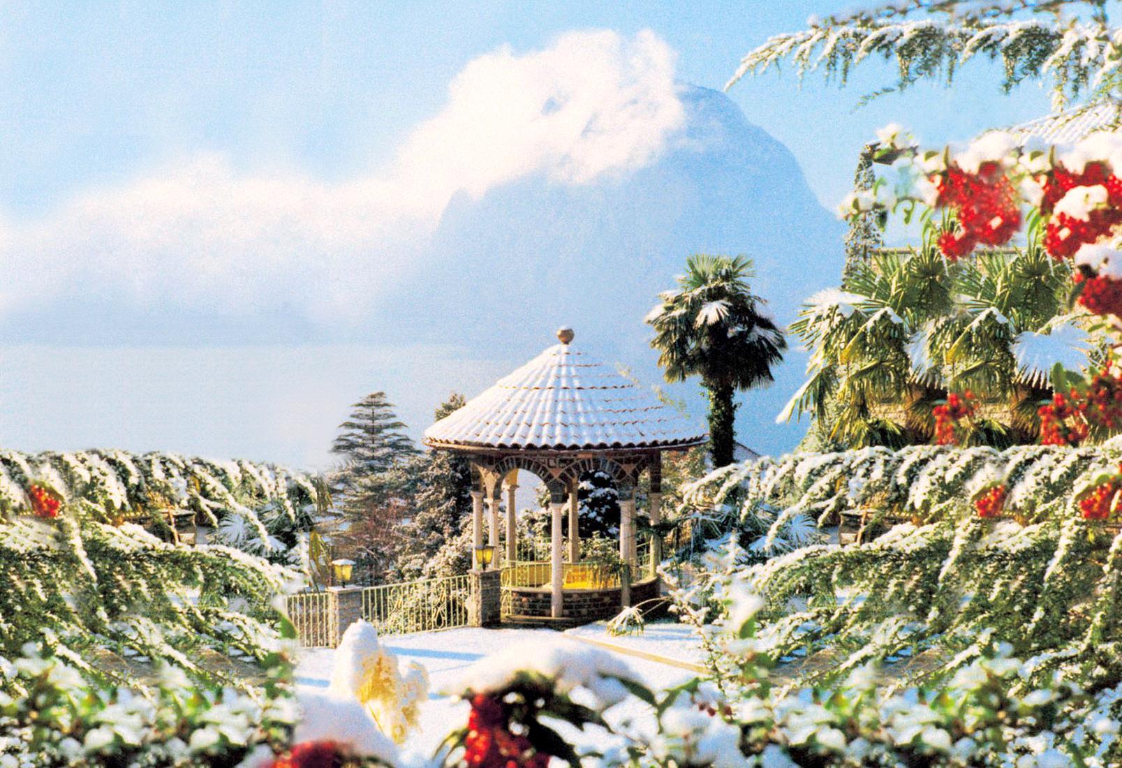 Ferienhaus Barony Luxus-Villa Castagnola-Seenähe, Park, Klimaanlage, Hallenbad (304907), Castagnola, Lago di Lugano (CH), Tessin, Schweiz, Bild 19
