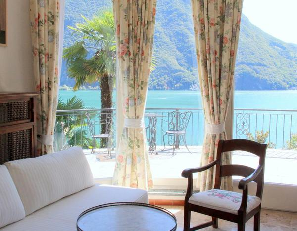 Ferienhaus Barony Luxus-Villa Castagnola-Seenähe, Park, Klimaanlage, Hallenbad (304907), Castagnola, Lago di Lugano (CH), Tessin, Schweiz, Bild 6