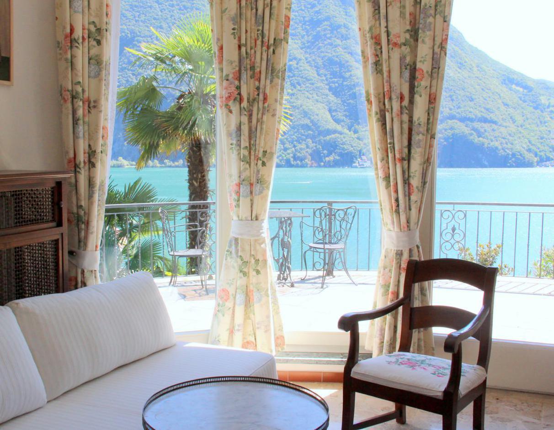 Ferienhaus Villa in Castagnola-Seenähe, Park, Klimaanlage, Schwimmbad (304907), Castagnola, Lago di Lugano (CH), Tessin, Schweiz, Bild 11
