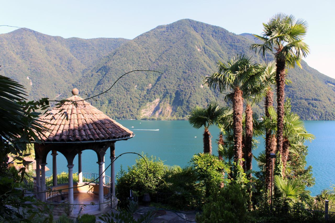 Ferienhaus Barony Luxus-Villa Castagnola-Seenähe, Park, Klimaanlage, Hallenbad (304907), Castagnola, Lago di Lugano (CH), Tessin, Schweiz, Bild 18