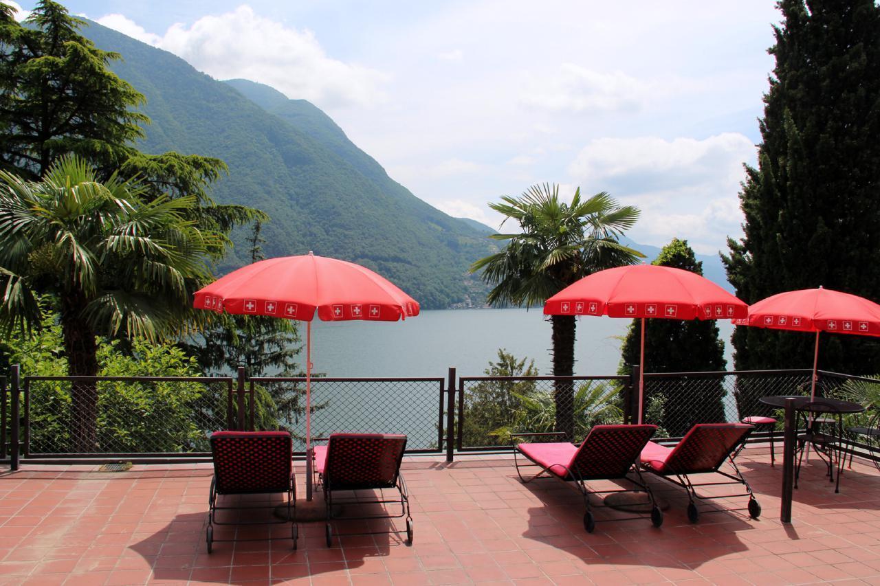 Ferienhaus Villa in Castagnola-Seenähe, Park, Klimaanlage, Schwimmbad (304907), Castagnola, Lago di Lugano (CH), Tessin, Schweiz, Bild 24