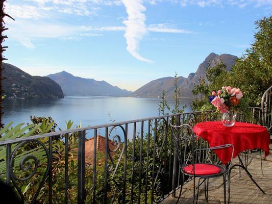 Ferienhaus Barony Luxus-Villa Castagnola-Seenähe, Park, Klimaanlage, Hallenbad (304907), Castagnola, Lago di Lugano (CH), Tessin, Schweiz, Bild 15