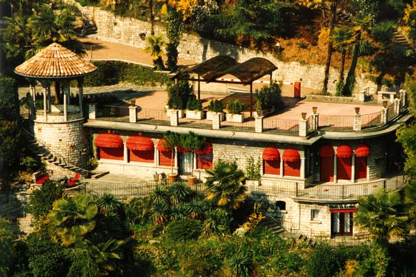Ferienhaus Barony Luxus-Villa Castagnola-Seenähe, Park, Klimaanlage, Hallenbad (304907), Castagnola, Lago di Lugano (CH), Tessin, Schweiz, Bild 28