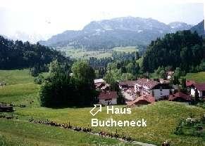 Ferienwohnung Haus Bucheneck / Whg.-Nr. 2 (306697), Oberstdorf, Allgäu (Bayern), Bayern, Deutschland, Bild 10
